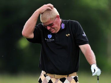 John Daly will have to pay a hefty sum after an unsuccessful libel lawsuit.