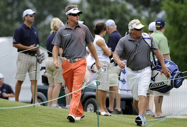 Brian Gay was at 10-under 130 through 36 holes, two strokes ahead of Robert Allenby and Bryce Molder (63).