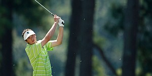 Newman closes strong at Augusta
