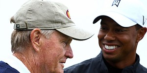 Tiger Woods pens congratulatory letter to Jack Nicklaus
