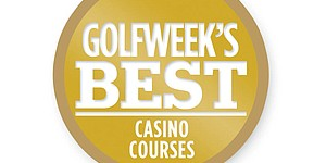 2009 Golfweek's Best Casino Courses
