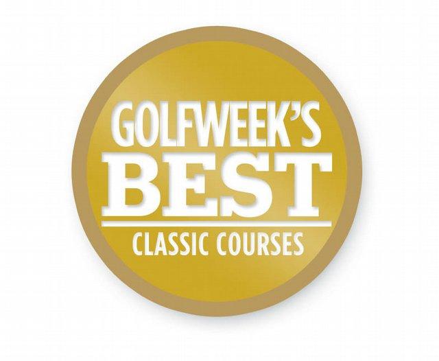 Golfweek's Best Classic Courses