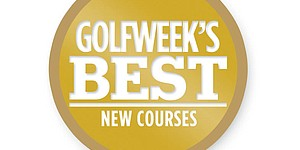2008 Golfweek's Best New Courses