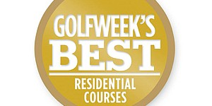 2011 Golfweek's Best Residential Courses