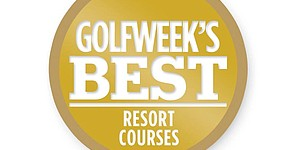 2011 Golfweek's Best Resort Courses