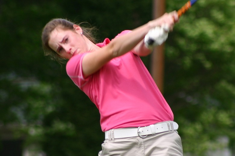 """""""I hit the ball well and putted and chipped well, and was just on my game."""""""