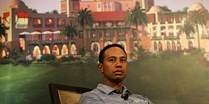 Report: Woods received $55M for Dubai design