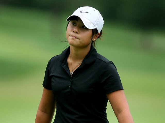 """""""I played really well, but I made so many mistakes it was ridiculous,"""" Danielle Kang said."""