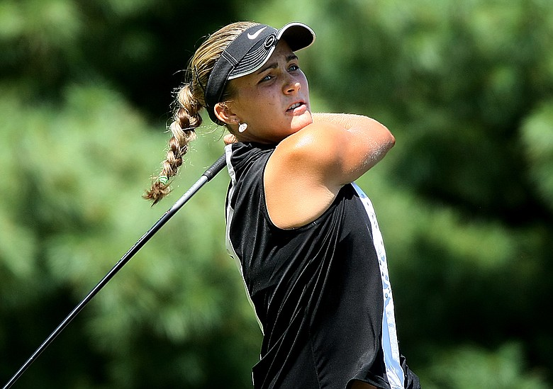 Alexis Thompson won her second consecutive Junior PGA Championship this summer.