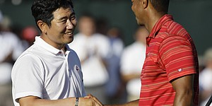Yang, Woods encore set for PGA Championship