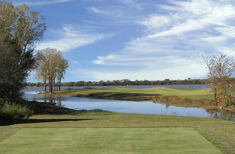 Nonresidents can play Cleburne Links for $50 on weekends; the fee is $40 for residents.