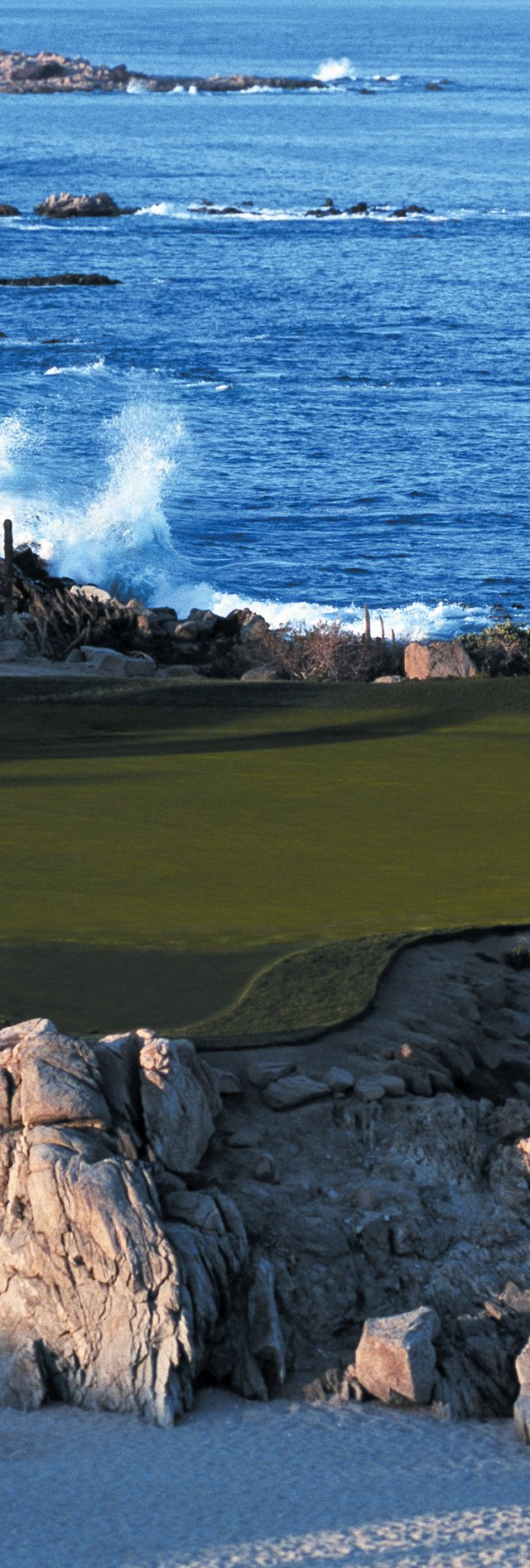 No. 17 at Cabo del Sol's Ocean Course.