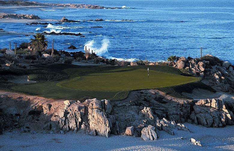 No. 17 at Cabo del Sol's Ocean Course.