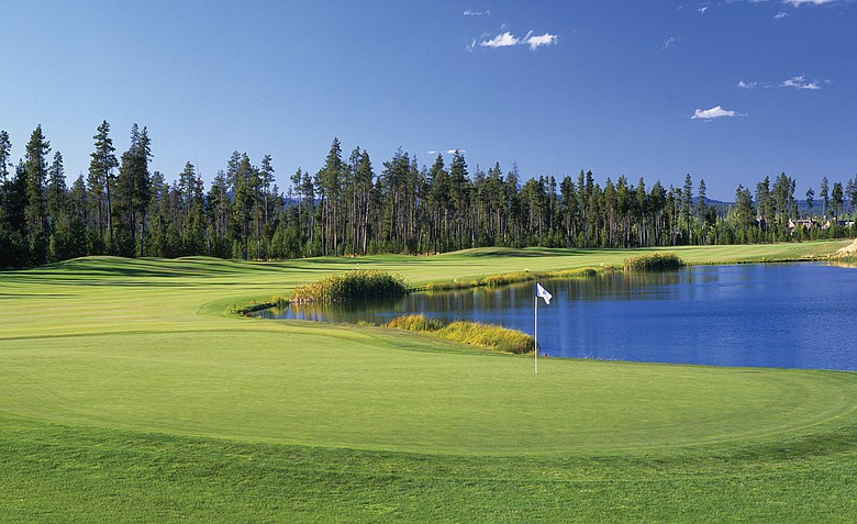"For $249 per night, Sunriver's ""Unlimited Crosswater Golf Experience"" package allows you to stay and play Crosswater – plus Sunriver's Meadows, Woodlands and Caldera Links layouts – as much as you'd like."