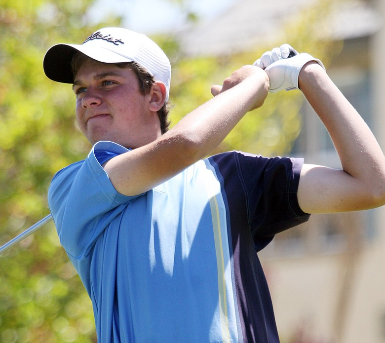 Andrew Levitt won the AJGA Emerson Junior Golf Classic in a playoff.