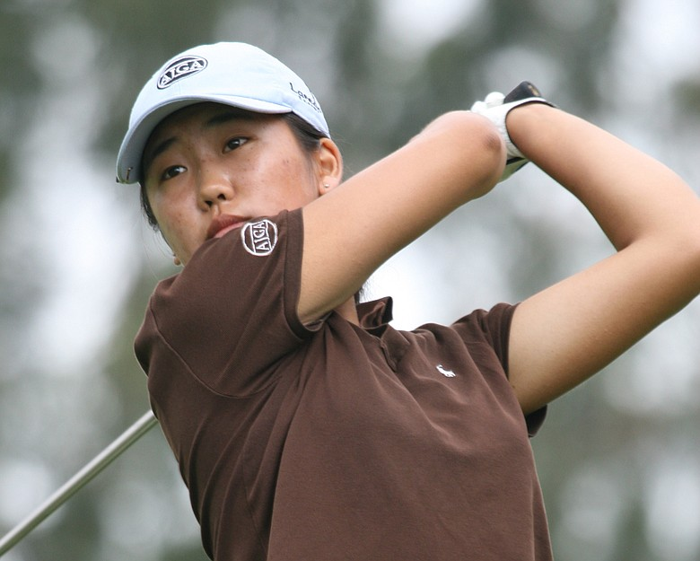 Bonnie Hu won the AJGA Northeast Open by eleven.