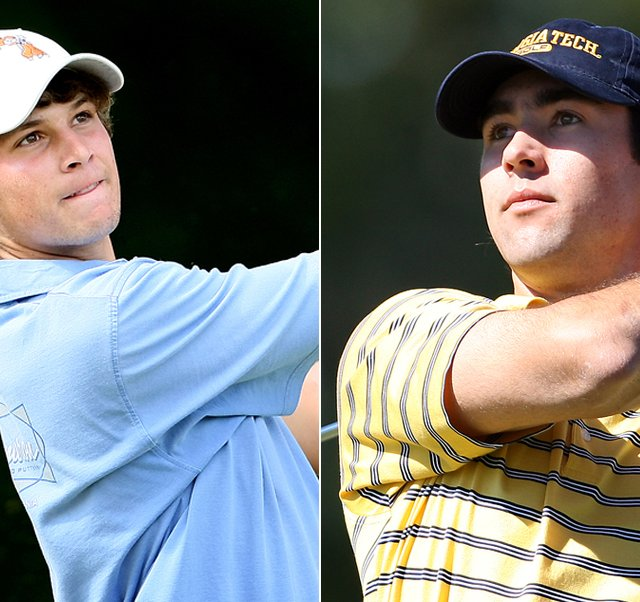 Peter Uihlein and Cameron Tringale earned the final spots on the U.S. Walker Cup team.