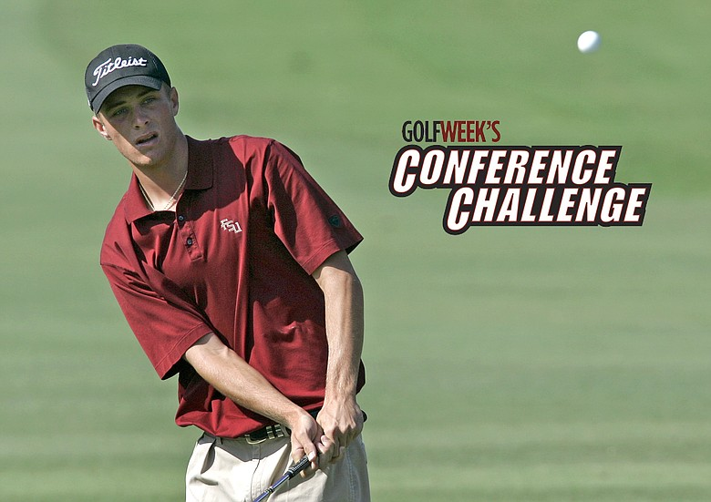 Drew Kittleson won his first college event Tuesday at Golfweek's Conference Challenge.
