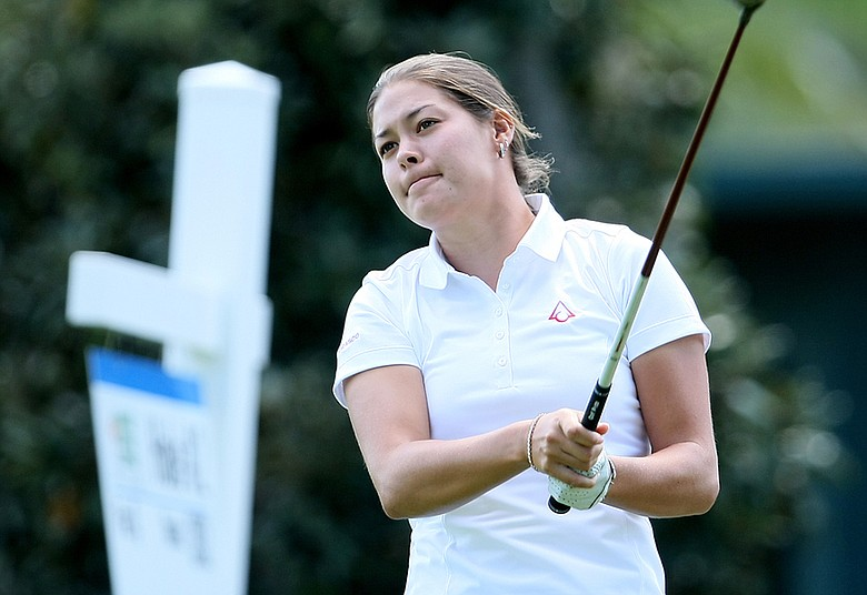 Samantha Richdale will finish in the top 5 on the Duramed Futures Tour money list this season.