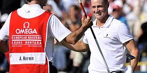 Noren rolls to European Masters title