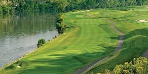 Pete Dye River Course of Va. Tech