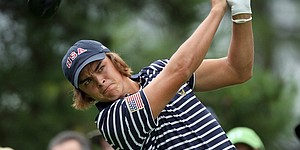 Walker Cup memories: Rickie Fowler, USA