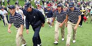 A behind-the-scenes look at the Walker Cup
