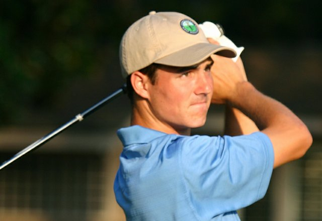 Andrew Knox's final-round 9-under 63 helped him secure the win at the Joe Cheves Junior Invitational.