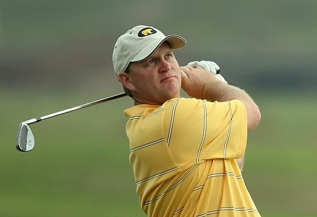 Gary Nicklaus at the 2007 Del Webb Father-Son Challenge.