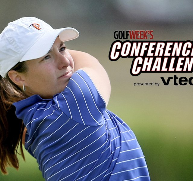 Taylore Karle led Pepperdine to a victory Tuesday at Golfweek's Conference Challenge.