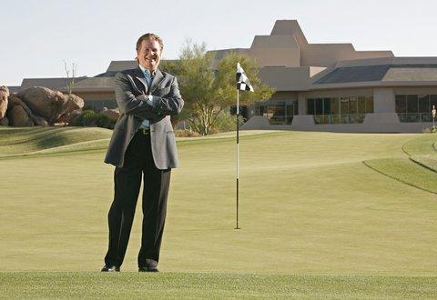 Dana Garmany founded Troon Golf in 1990.