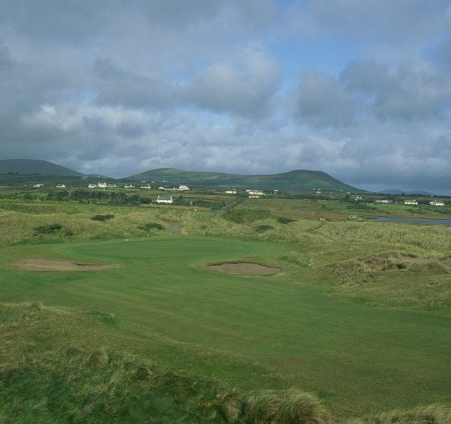 Waterville Golf Links in County Kerry, Ireland.
