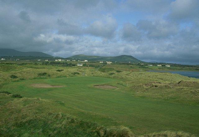 Waterville Golf Links in County Kerry, Ireland.