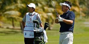 Maruyama leads Asia-Pacific, Ishikawa six back