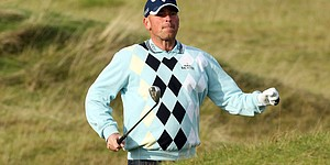 Bjorn leads Dunhill Links