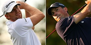 Taylor, Kuchar to finish playoff on Monday