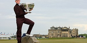 Dyson shoots 66 to win Dunhill Links