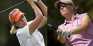 Coble, Leach in Women�s Mid-Am final