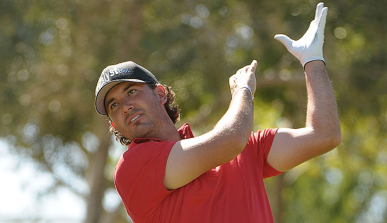 Scott Piercy shot a third-round 65 at the Justin Timberlake Shriners Hospitals for Children Open.