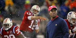 Monday Scramble: Never doubt Tiger, Brady