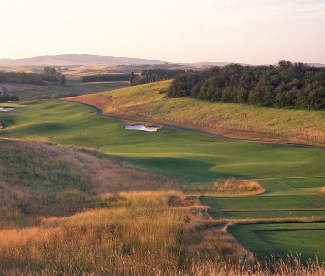 Palouse Ridge GC in Pullman, Wash., is No. 2 on Golfweek&#39;s Best New Courses list.