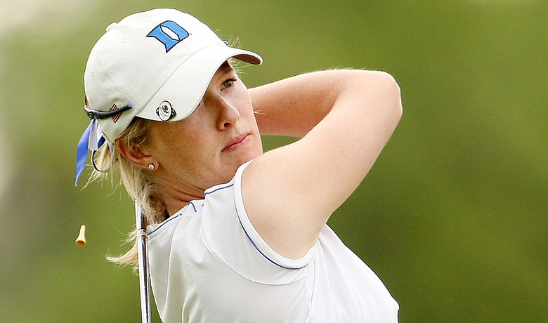 Duke senior Alison Whitaker led the Blue Devils to a victory Oct. 25 at the NCAA Fall Preview.