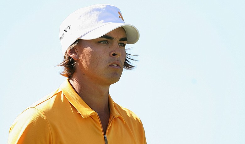 In just two PGA Tour starts as a professional, Oklahoma State phenom Rickie Fowler has finished seventh and second and earned $553,700.