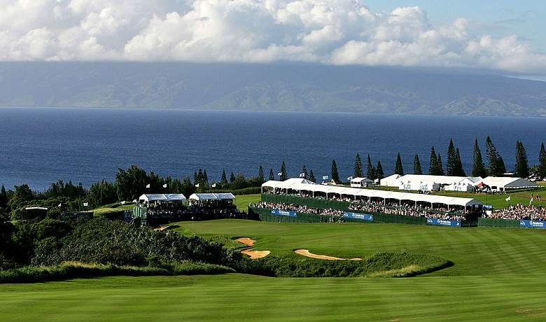 The 2011 PGA Tour season kicks off at the Hyundai Tournament of Champions on the Plantation Course at Kapalua in Hawaii.