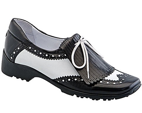 Sesto Meucci Gauri black/white shoe