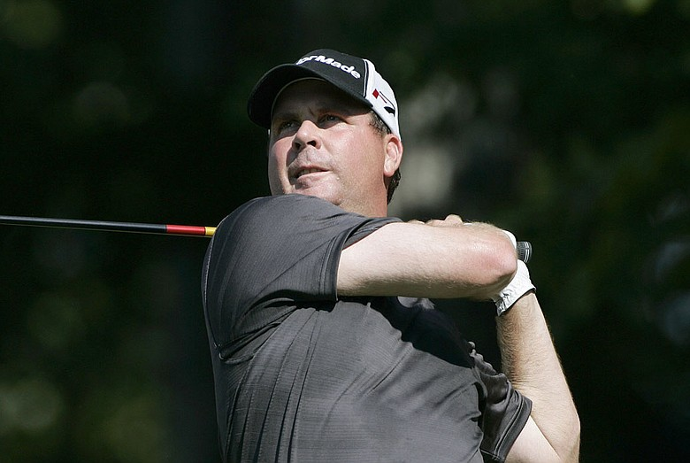Doug Barron was suspended Nov. 2 for one year for violation of the PGA Tour's Anti-Doping Policy.