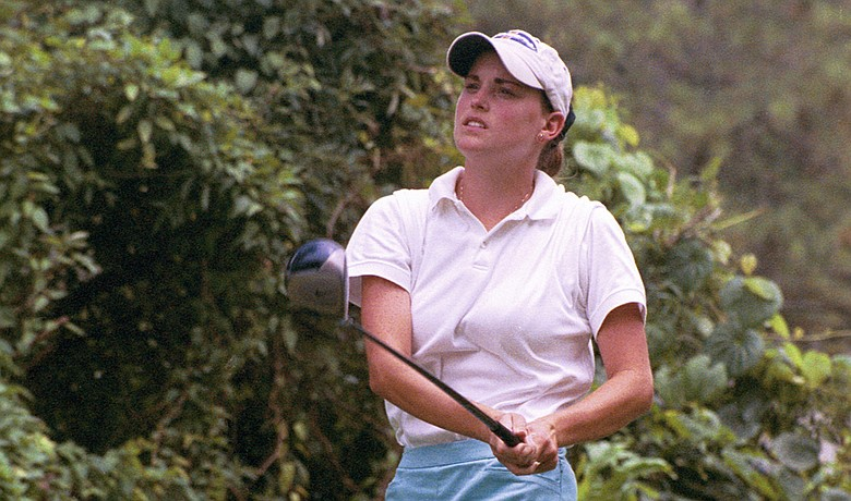 Mallory Code, pictured here at an AJGA event in 2003, won the 2000 Rolex Tournament of Champions. She died Nov. 9 at the age of 25.