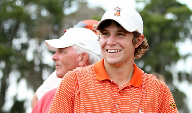 Peter Uihlein won his second title of the fall season Nov. 11 at the Gifford Collegiate at CordeValle.