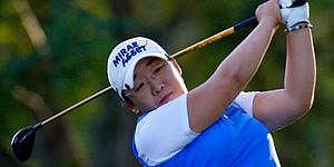 Creamer, Shin in hunt at Ochoa Invitational