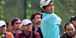 Liang among leaders at Hong Kong Open